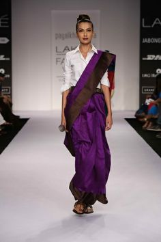 Payal Khandwala Lakme Fashion Week S/R 2014