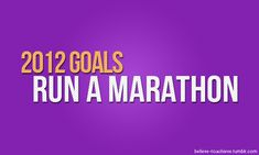 Marathon!!!