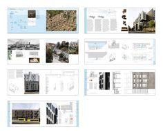 ROLDÁN + BERENGUÉ. Barcelona. Spain #housing #vivienda DENSITY SERIES Published in HoCo Density Housing Construction and Costs http://aplust.net/tienda/libros/Serie%20Densidad/HoCo%20%28Density%20Series%29/