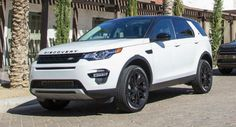2016 Land Rover Discovery Sport White