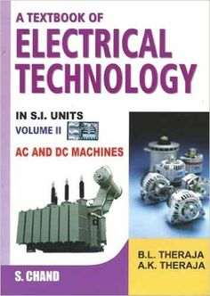 Principle of electrical machines by vk mehta pdf pdf and electrical technology by bl theraja fandeluxe Gallery