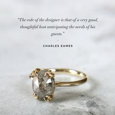 Be my guest! I absolutely love custom design, and can help you bring your idea to life! Whether it's a unique engagement ring, custom wedding band, a new piece for inherited gemstones, or just something special you've been dreaming of, I'm ready to get started. No minimum design fees - just unbridled enthusiasm, ethically sourced materials, and expert craftsmanship. Let's make something amazing together!
