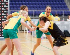 Netball Australia, Exponential Growth, Disability, Perth, First Time, Community, Women, Woman