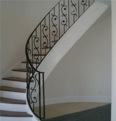 Iron Stair Parts  #Parts #Stair