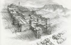 Faena Sphere   La biblioteca de Alejandría: un sueño de humo
