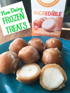Perfectly Free™ Non Dairy Frozen Treats- free from The Big 8 allergens and so delightfully sweet and refreshing! (partner post)
