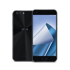 Discounted ASUS ZenFone 4 5.5-inch FHD IPS 4GB RAM, 64GB storage LTE Unlocked Dual SIM Cell Phone, US Warranty, Midnight Black