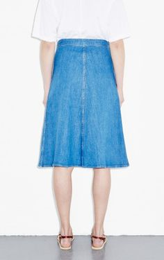 b4f33eae5fc 70s Denim Skirt Dress Brands