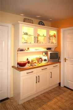 White Kitchen Dresser kitchen dressers - our pick of the best | storage ideas, rhode