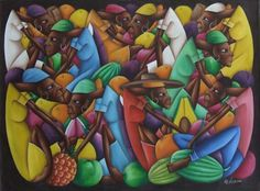 Beautifully haitian