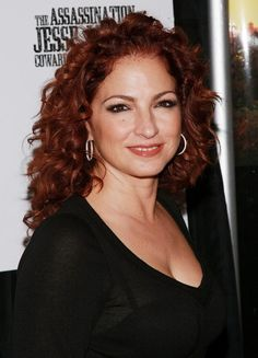 Gloria Estefan...loved her music and the Miami Sound Machine