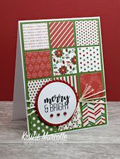 The best things in life are Pink.: Carta Bella Have a Merry Christmas - 34 cards. - christmas - The best things in life are Pink.: Carta Bella Have a Merry Christmas – 34 cards from one pa - Simple Christmas Cards, Homemade Christmas Cards, Xmas Cards, Homemade Cards, Merry Christmas, Christmas Cactus, Christmas Vacation, Christmas 2019, Christmas Card Making