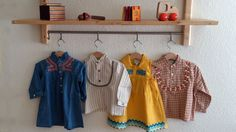 A unique style of Children's Clothing; contemporary, comfortable, fun and beautiful with hand-embroidery by artisan women in Mexico. Designed and made by ''Arroz con Leche'.  Kids' Clothing with legacy, care, pride and tradition.