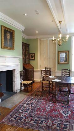 Dr Johnsons House Grade I Listed Former Georgian Home Of Samuel Johnson