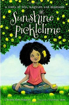 PJ Picklelime can talk to birds, hear bells ringing in a woman's curls, and spot moonbows in the night sky, but when a close friend dies and her parents separate, she searches for understanding and a way to recover her sunshine. African American Books, American Children, Good Books, Books To Read, My Books, Black Kids, Book Reader, Book Lists, Reading Lists
