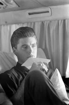 Ricky Nelson is thinking of you.