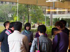 20140112 Bbq fellowship ※ let s pray !~