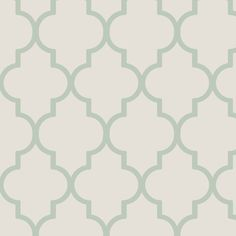 Spa Ogee  fabric by sparrowsong on Spoonflower - custom fabric