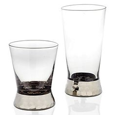Silver and swanky. Z Gallerie Midas Barware, $35.80 - $39.80 per set