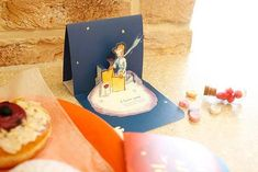 The Little Prince (Le Petit Prince) Card - Let There Be Love. $2.50, via Etsy.