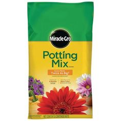 Landscaping - The Home Depot Potting Soil For Succulents, Hanging Succulents, Succulent Plants, Growing Flowers, Growing Plants, Container Plants, Container Gardening, Cow Manure, Perennial Vegetables