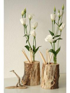 Цветы в интерьере - креативные идеи