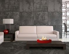 Lexington Fireplace- Red #anywherefireplace #fireplace #interiors #design #homedecor #interiorhomescapes #interiorhomescapes.com #interior homescapes