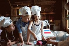 Culinary vacations for family...Paris Italy Spain and tennessee