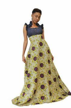 #African Fashion #African Prints #African fashion styles #African clothing #Nigerian style #Ghanaian fashion #African women's dresses #Nigerian fashion #Ankara #Kitenge #Aso okè #Kenté