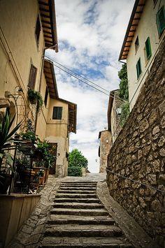 Cetona, Tuscany