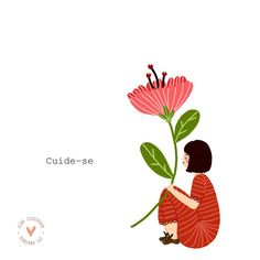 Cuide-se #quote Chase Your Dreams, Strong Girls, More Than Words, Love Book, Cute Wallpapers, Deep Thoughts, Messages, Illustration, Poster