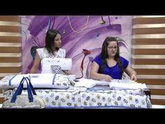 Mulher.com 13/03/2014 - Almofada de amamentação por Sandra Billar 1/2 - YouTube