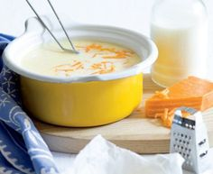 Przepis na sos serowy - Przystawka/przekąska - Apetyt