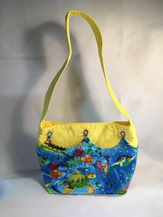 Handcrafted Cloth Purse, Small Hand Bag, Changeable Cover Purse, Small HoBo Bag, Colorful Purse, Two Snap Bag, Small Project Bag by PamsBeadedTreasure on Etsy Shoulder Purse, Shoulder Strap, Snap Bag, Cotton Polyester Fabric, Handmade Purses, Cover Pics, Hobo Bag, One Pic, Diaper Bag
