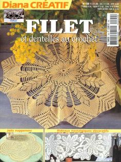 Learn How To Crochet Magazine : images about Crochet magazines/books on Pinterest Crochet magazine ...