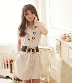 2011 Summer Fashion Collection dress 1488 - Dresses - korean japan fashion clothes dresses wholesale women