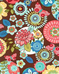 Spintastic - Garden Swirl - Chocolate
