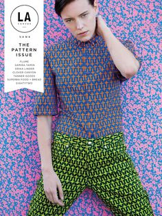 #ClippedOnIssuu from LA CANVAS - THE PATTERN ISSUE (MAY/JUNE 2014)