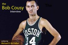Spend 15 Minutes With NBA legend Bob Cousy!  www.fifteenminuteswith.com