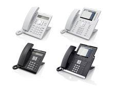 OpenScape Desk Phone IP fornisce un'esperienza di comunicazione semplice, conveniente e sofisticata. Attivazione semplice, audio cristallino in HD