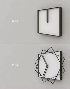 Cool Clock that rotates with Time