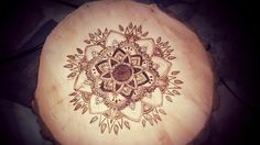 Miracles are born in the Heart - Mandala 1