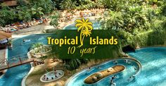 2015 Summer Holiday 2nd Destination with the Caravan .... The worlds largest indoor tropical paradise!!