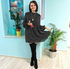 Tunsoare Love Her Style, Daily Wear, Cold Shoulder Dress, Stylish, Womens Fashion, Casual, How To Wear, Candy, Autumn