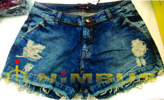 Short jeans #nimbus #rasgos