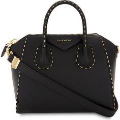 Givenchy Antigona Zipped Leather Tote 7df48f1d4e19a
