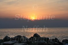 sunrise    for sale   8x12 framed with 11x14 frame  $68.00  the sunrise over plum island ma  july 2012    copyright stephanie naffah photography  ALL RIGHTS RESERVED