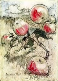 Image result for gulliver's travels illustrated by arthur rackham