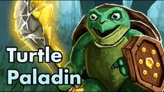 Turtle Paladin - Hearthstone Painting Process  #art #hearthstone #painting #video #artist #cool #turtle #animal #nature #paladin #warrior #wow #warcraft #games #gaming #fantasy