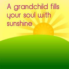 Grandkids Quotes, Quotes About Grandchildren, Grandma Quotes, Mother Quotes, Grandmothers Love, Butterfly Quotes, Scrapbook Quotes, Love Thoughts, Grandparents